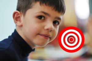 child-target