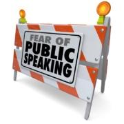 publlic speaking