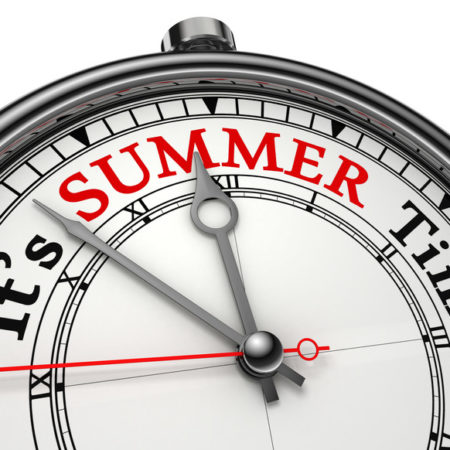planning for a successful summer